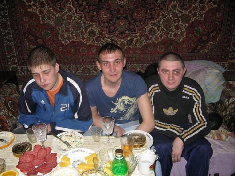 oroszok bulika CCCP
