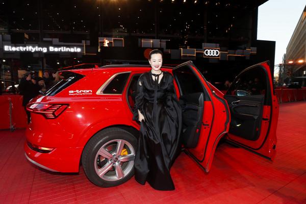 Audi eTron Sztárok