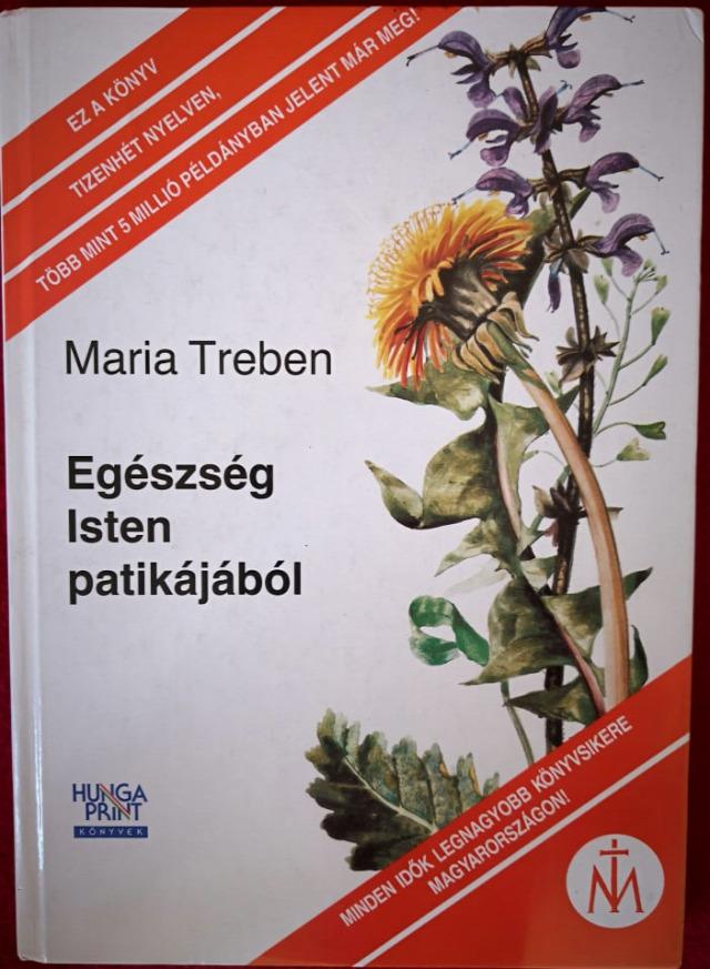 stressz gyógynövény maria treben