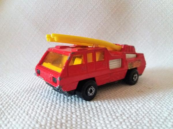 matchbox blaze buster england tűzoltó régiségvásár miskolc lesney products