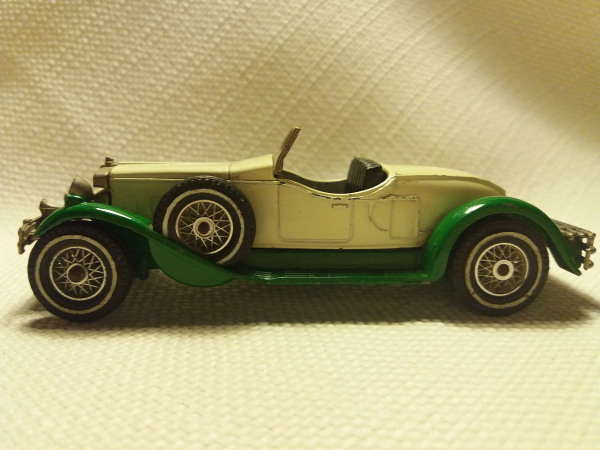matchbox models of yesteryear stutz bearcat lesney lesney products england old timer