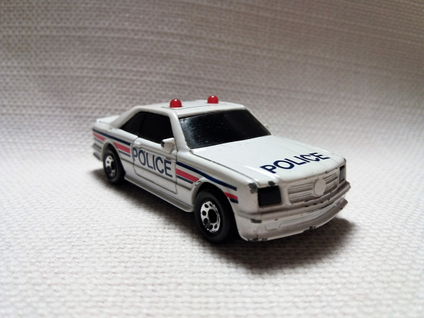 matchboxmercedesmatchboxmercedes mercedes 500 sec lights & sound macau police
