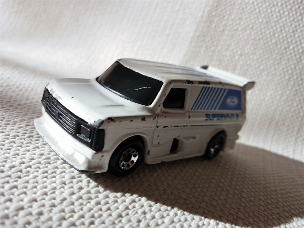 matchbox ford ford supervan 2 macau