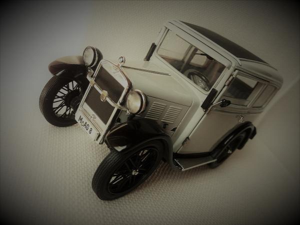 A legelső BMW 1927-ből, a BMW Dixi - Kisautó Magazin