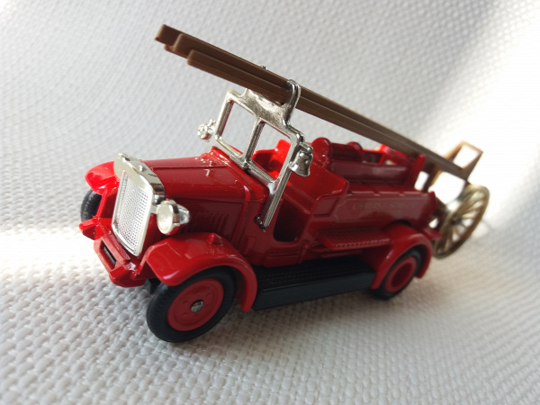 lledo promotional chivers fire engine dennis fire engine histon england old timer vintage egyéb
