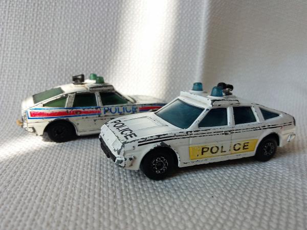 matchbox rover 3500 rover rover sd1 england macau lesney rendőr police 1980