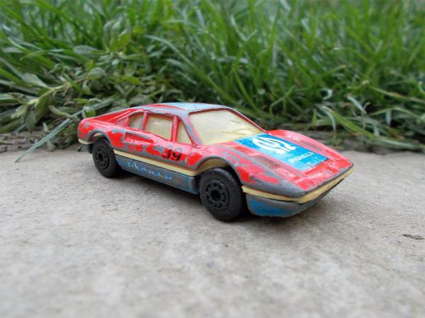 matchbox ferrari ferrari 308 gtb 1981 macau 1985