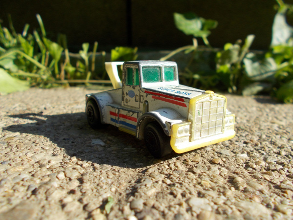 matchbox kenworth super boss tyrone malone macau 1982