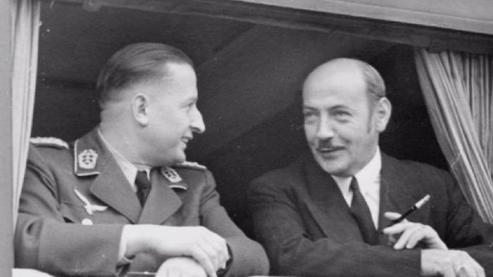 Albert Göring Hermann Göring Cserépfalvi Katalin zsidóüldözés kultúra történelem történelmi platz