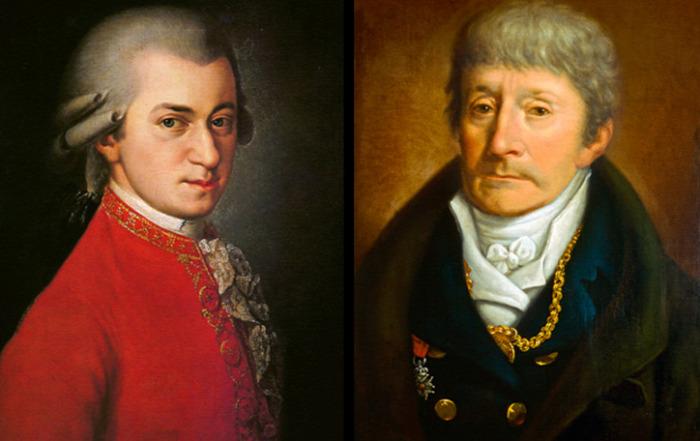 Mozart Antonio Salieri szabadkőművesek mérgezés zeneszerző művészet kultúra kult művészeti terasz