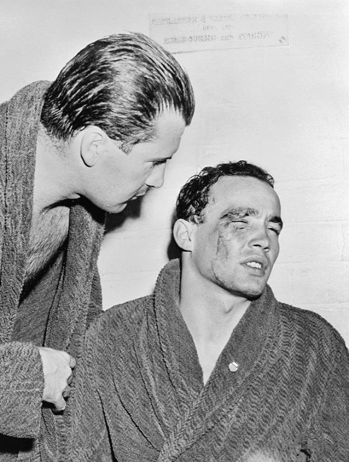 1956 Olimpia  Melbourne forradalom Papp László Gyarmati Dezső Keleti Ágnes Zádor Ervin nosztalgia történelem történelmi platz