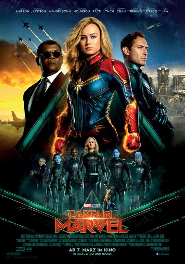 Kinox Captain Marvel