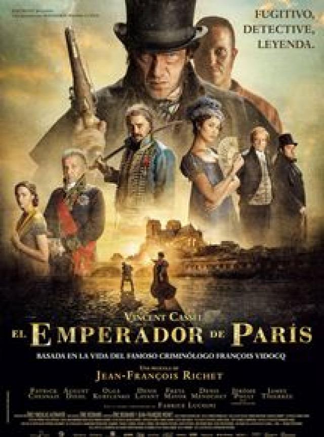 Ver El Emperador De París Online 2019 En Español Latino Hd 1080p Completa 4k Gratis Filmsubtitrat4k