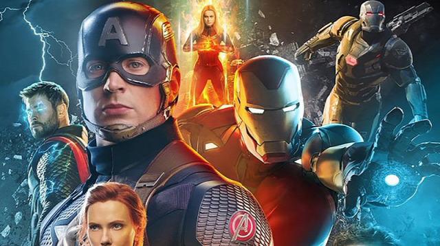 """À¸"""" À¸«à¸™ À¸‡ Avengers Endgame 2019 Kolangkaling"""