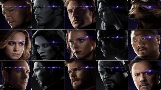 """À¸"""" À¸«à¸™ À¸‡ Avengers Endgame 2019 À¹€à¸• À¸¡à¹€à¸£ À¸à¸‡ Kolangkaling"""