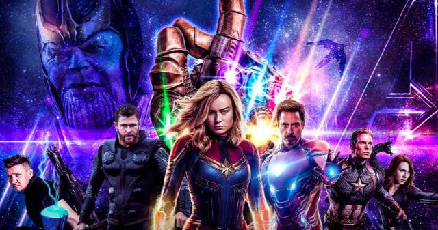 À¸«à¸™ À¸‡ Avengers Endgame À¹€à¸• À¸¡à¹€à¸£ À¸à¸‡ Kolangkaling
