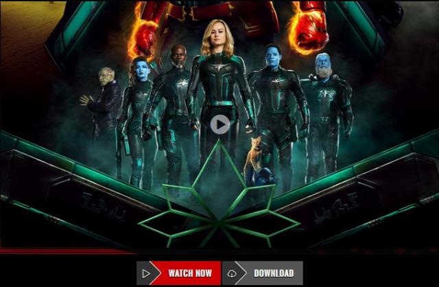 Capitana Marvel 2019 Película Completa En Españollatino Maxi32 Tv
