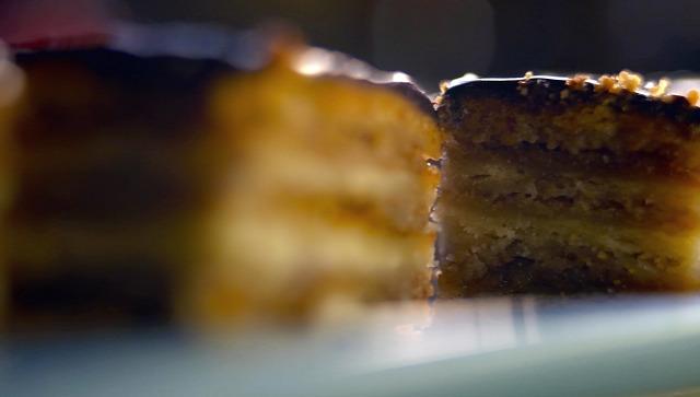 sütemény édes lekvár csokoládé