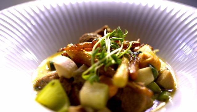 Húsvét bárány tavasz ragu zöldség diéta