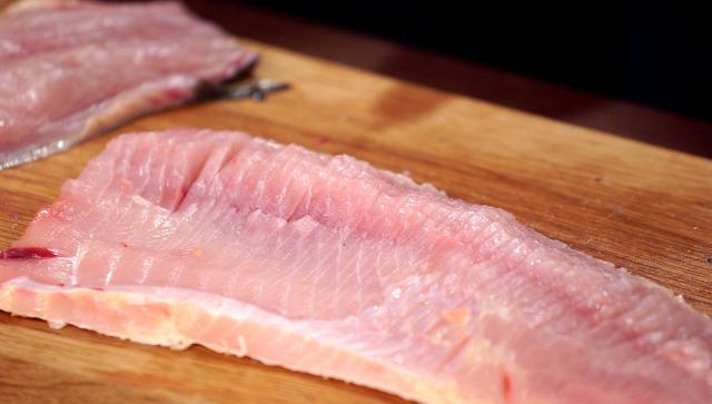 hal ponty sült balaton Szári Zsolt vacsora filé