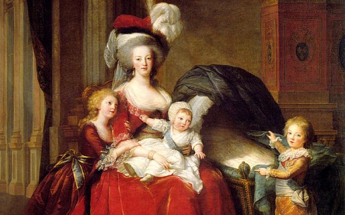 Marie Antoinette XVI. Lajos Axel von Fersen gróf francia forradalom History Royal flush