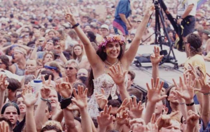 Fesztivál Circus Maximus Woodstock La Tomatina