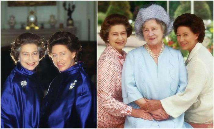 Margit hercegnő II. Erzsébet királynő Peter Townsend Lord Snowdon Roddy Llewellyn Royal news