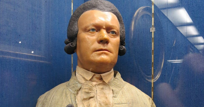 Madame Tussaud Francia forradalom Robespierre CoolTour History