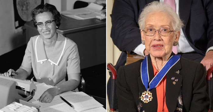 Katherine Johnson NASA űrkutatás űrprogram CoolTour