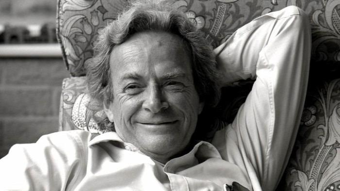 Richard Feynman Albert Einstein Nobel-díj CoolTour