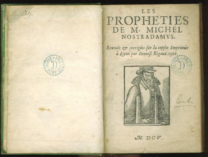 Nostradamus Próféciák Centuriák Medici Katalin II. Henrik francia király CoolTour