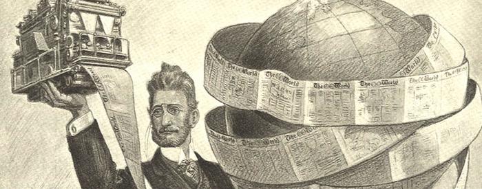 Joseph Pulitzer William Randolph Hearst