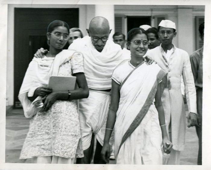 Mahátma Gandhi Kasturba Gandhi India CoolTour