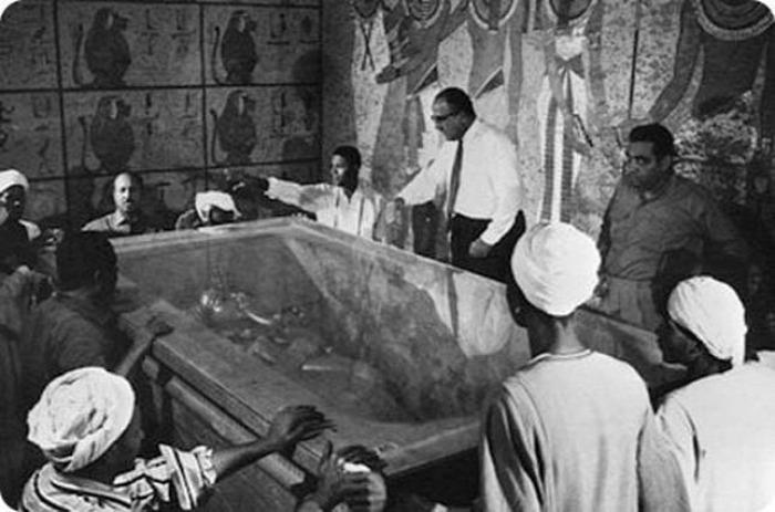 Tutanhamon Howard Carter Záhi Havássz Fáraó Egyiptom History CoolTour