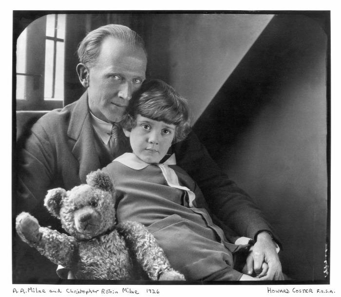 Theodore Roosevelt Teddy Bear Morris Michtom Margarete Steif A. A. Milne CoolTour