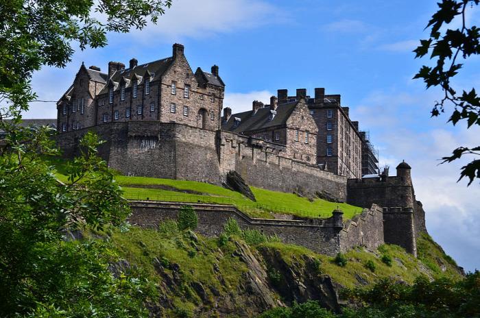 Várak Anglia Skócia History CoolTour