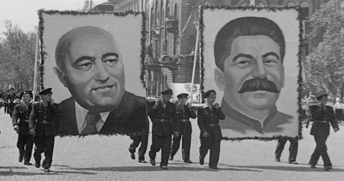 Rákos Mátyás Sztálin Diktatúra History CoolTour