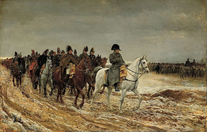 Francia forradalom Napóleon Hitler History CoolTour