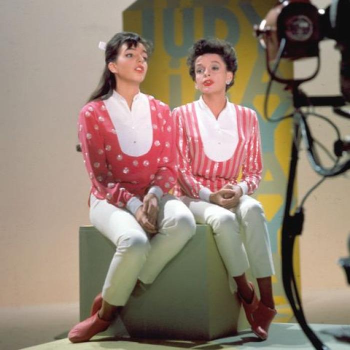 Judy Garland Liza Minelli Renée Zellweger Judy film Starlight Oscar-díj