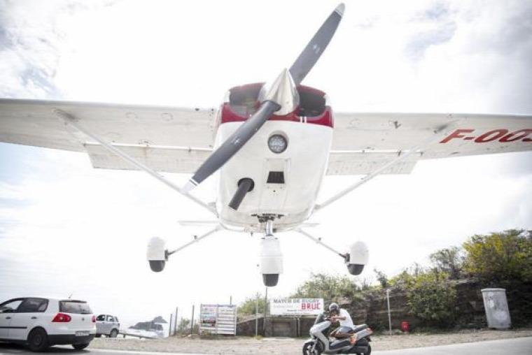 repülőgép fotó St. Bart Mekki Jaidi