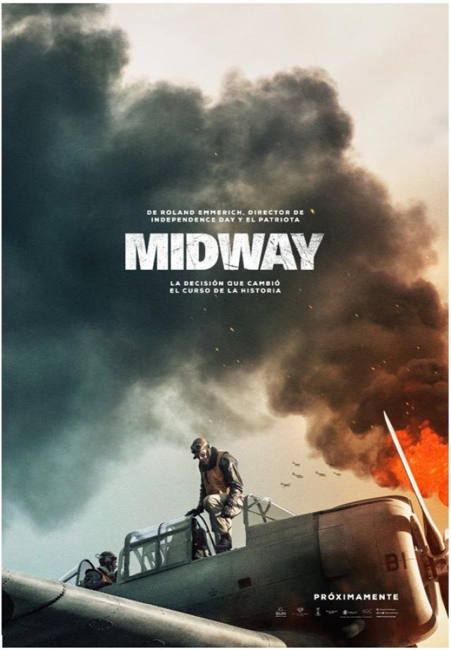 Putlocker Hd Midway 2019 Película Completa Hd En Español Gratis Srebendavellas1