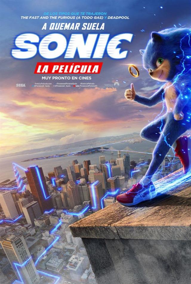 HD!linea ~ Ver Sonic. La Pelicula (2020) Pelicula Completa