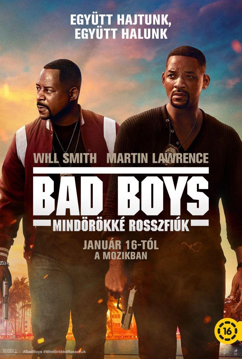 .@(IndaVidea))>Bad Boys 3 - Mindörökké rosszfiúk (2020 ...