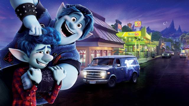 Regarder En Avant Film Complet En Francais 2020 Cinema Disney