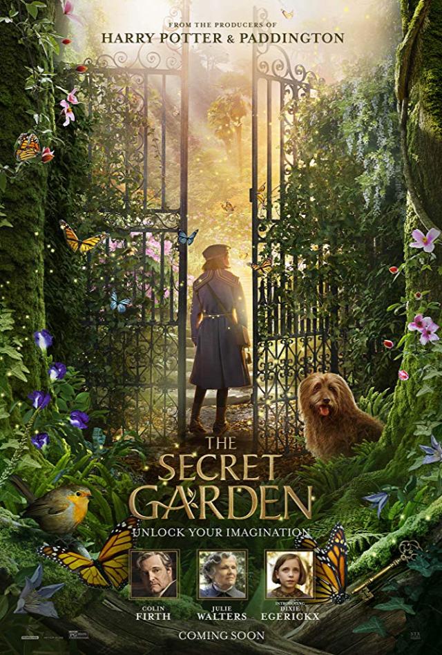 Ver Hd El Jardin Secreto Sub Espanol Pelicula Completa 2020