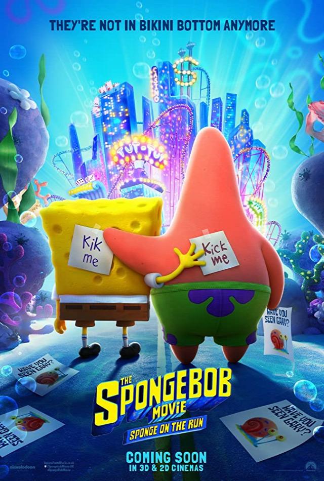 Descărcare Film The Spongebob Movie Sponge On The Run Dublat In Romană 2020 Online Subtitrat In Romania Hidenggantengtenan