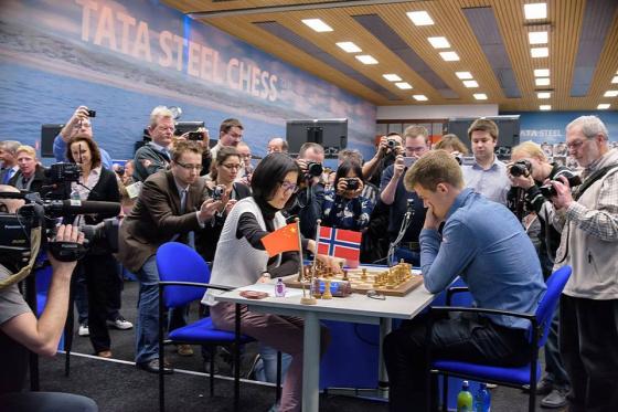 Sakk Carlsen Lékó Polgár Judit Aeroflot-verseny Rapport Richárd Csapat-világbajnokság 2015 Grand Chess Tour Sparkassen Chess Meeting Biel Sakkfesztivál Világkupa Baku Grand Prix 2015/16 Csapat Európa-bajnokság Sakk Carlsen Lékó Polgár Judit Aeroflot-verseny Rapport Richárd Csapat-világbajnokság 2015 Grand Chess Tour Sparkassen Chess Meeting Biel Sakkfesztivál Világkupa Baku Grand Prix 2015/16 Csapat Európa-bajnokság Tata Steel 2016
