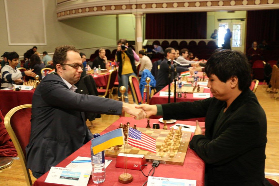 Chess.com Open  Douglas  Carlsen Kramnyik Anand