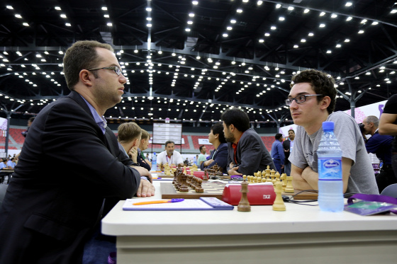 42. sakkolimpia  Baku