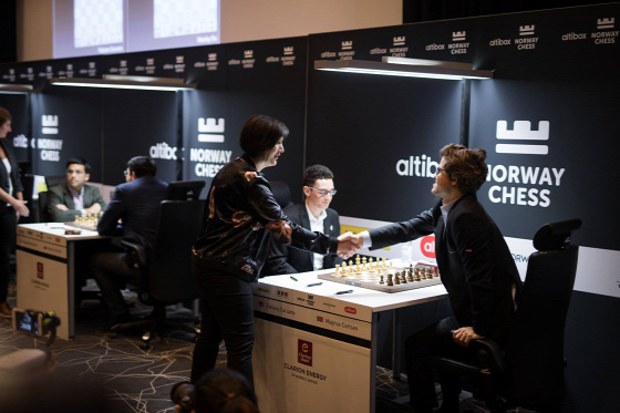 Stavanger Altibox Norway Chess 2017 Carlsen So Kramnyik Caruana Anand